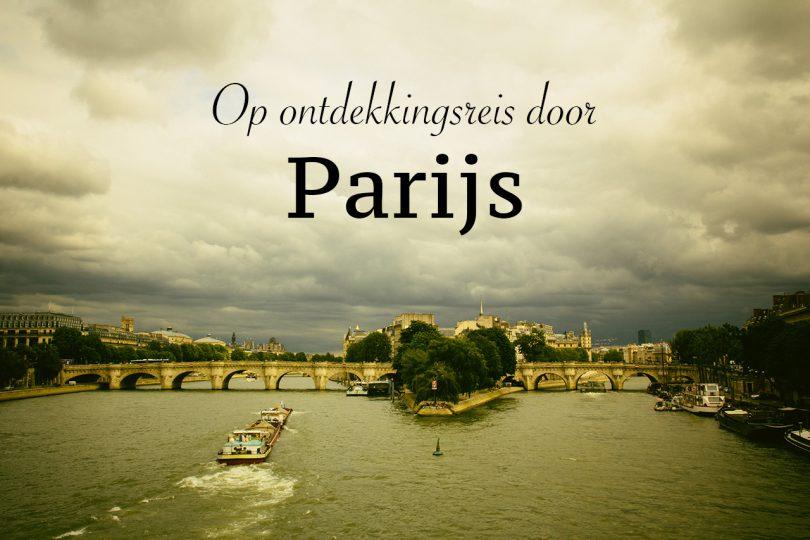 Op ontdekkingsreis door Parijs