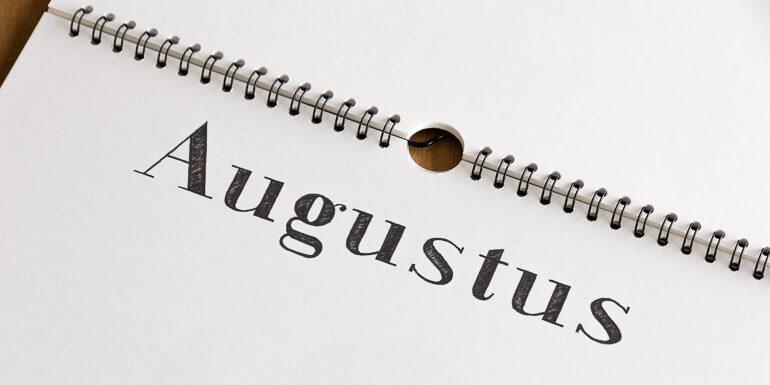 Birthday Calendar Ceryan Raissa