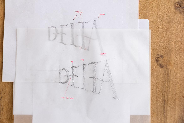Delta sketches