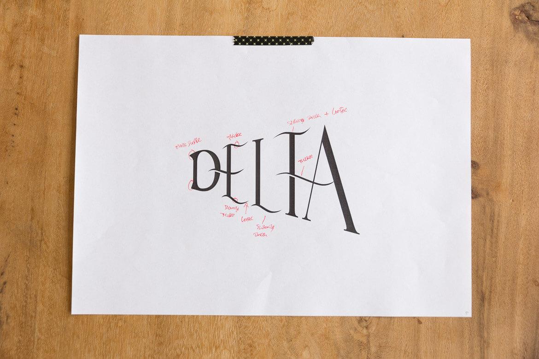 Delta vector iterations