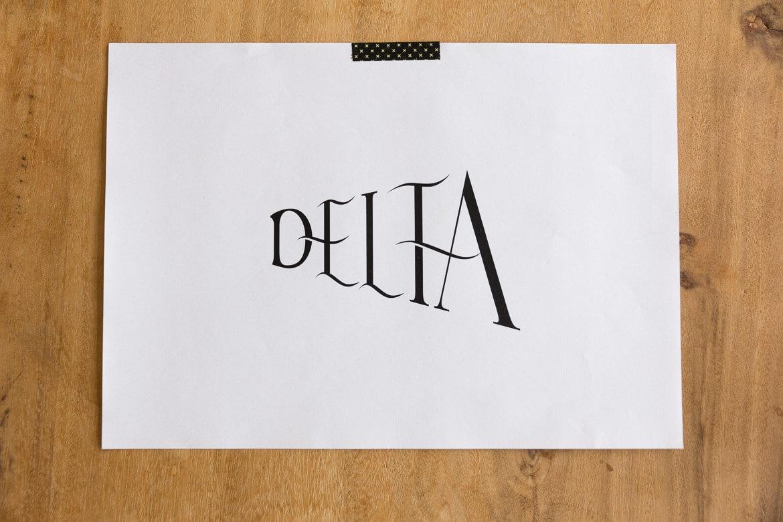 Delta final vector