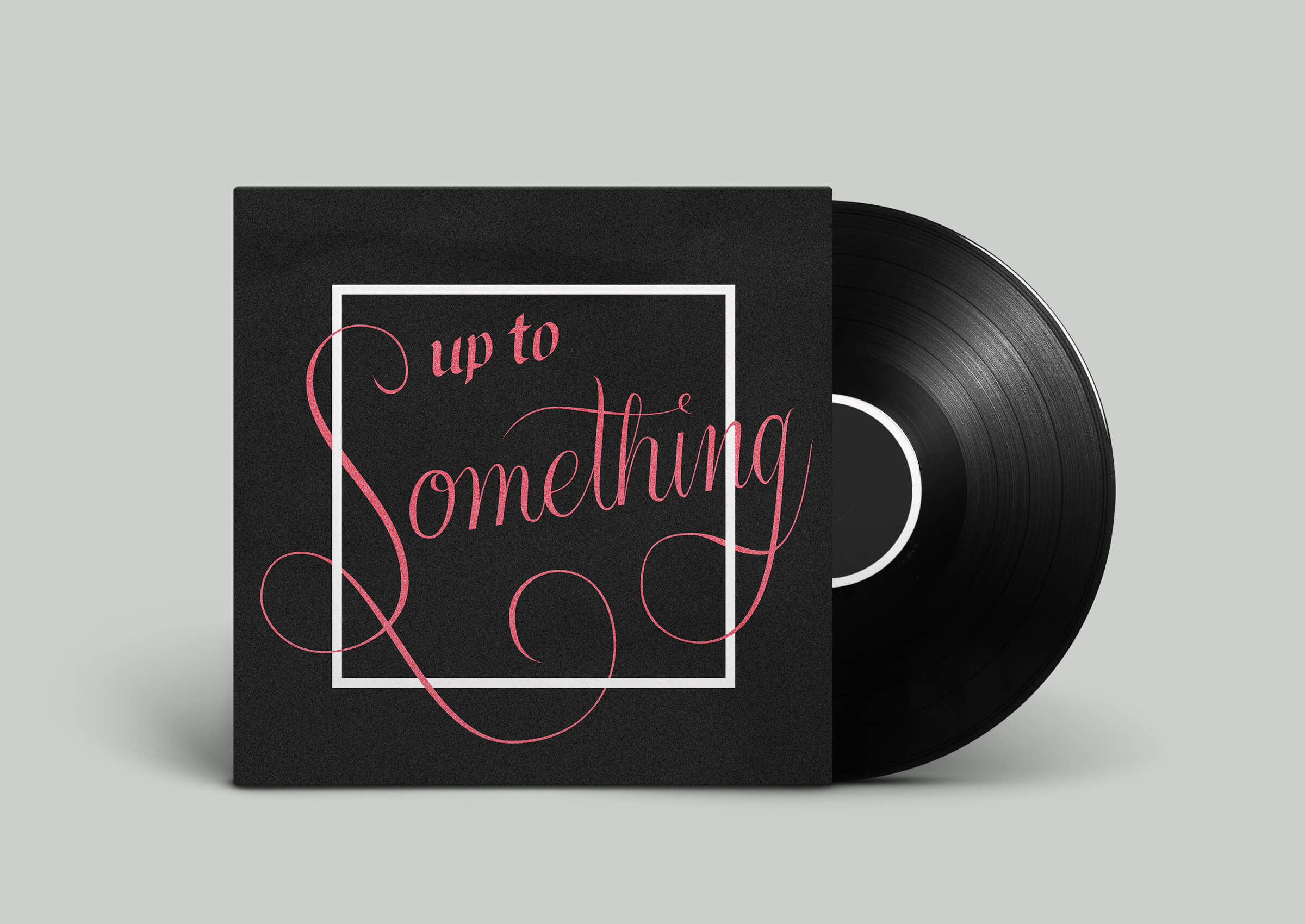 Up To Something vinyl